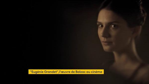 """""""Eugénie Grandet"""" : l'adaptation du roman de Balzac sort en salles"""