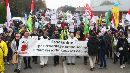 """La cour administrative d'appel de Nancy a tranché vendredi 15 octobre. Elle annule l'arrêté qui autorise l'enfouissement """"pour une durée illimitée"""" des déchets dangereux des anciennes mines de potasse d'Alsace, près de Mulhouse."""