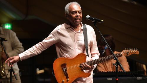 Tourcoing Jazz Festival : en tournée en famille, Gilberto Gil donne un concert euphorisant à Roubaix