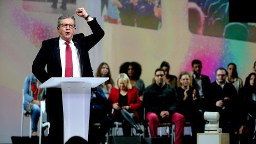 """Jean-Luc Mélenchon veut """"élargir sa base"""" en se présentant sous la bannière de l'Union populaire, analyse le politologue Rémi Lefebvre"""