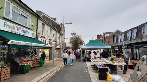 A Ebbw Vale, la ville galloise qui avait le plus largement voté pour le Brexit, la sortie de l'Union européenne n'a rien réglé