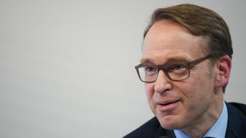 Allemagne : démission surprise du président de la Banque fédérale allemande, figure de l'orthodoxie monétaire