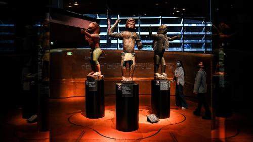 Le musée du Quai Branly expose 26 œuvres d'art du Bénin avant leur retour au pays