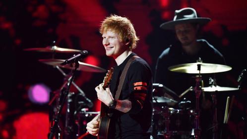 Royaume-Uni : le chanteur Ed Sheeran testé positif au Covid-19 avant la sortie de son album