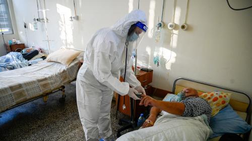 Covid-19 : l\'Ukraine et la Bulgarie face à la dégradation inquiétante de la situation sanitaire