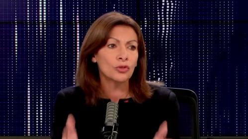 VIDEO. Présidentielle 2022: l'ISF climatique d'Anne Hidalgo alimentera