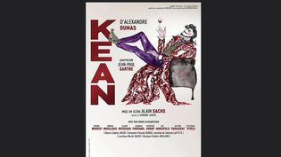 """Théâtre : Alain Sachs signe la mise en scène de """"Kean"""" (FRANCEINFO)"""