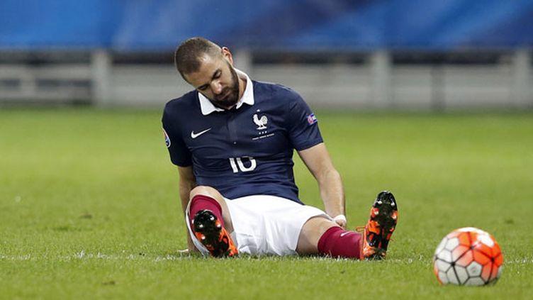 Karim Benzema en Bleu à l'Euro ?