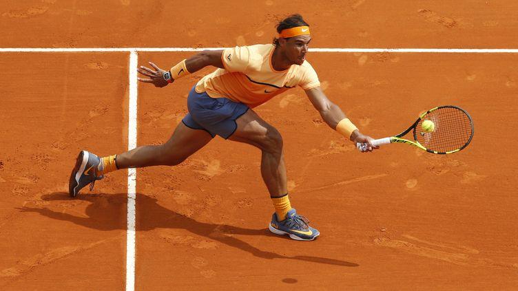 Rafael Nadal retrouve le succès à Monte-Carlo (VALERY HACHE / AFP)