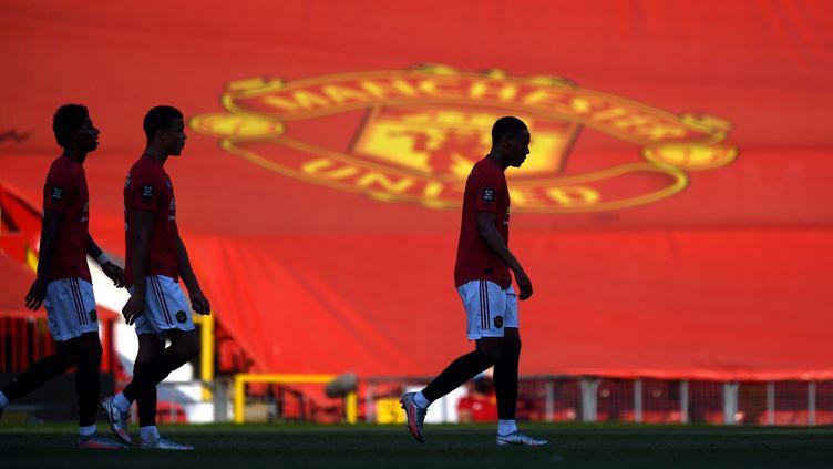 Manchester United fait le yoyo à la Bourse de Londres (MICHAEL REGAN/NMC POOL / MAXPPP)
