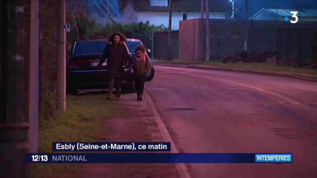 Inondations en Seine-et-Marne : à Esbly, les maisons toujours sinistrées