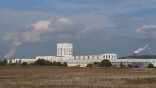 Le site d'ArcelorMittal à Florange (Moselle), le 25 septembre 2013. (MARION SOLLETTY / FRANCETV INFO)