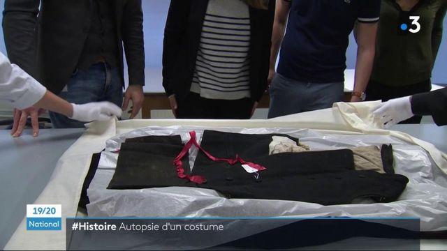 Histoire : autopsie d'un costume au temps de la Commune de Paris
