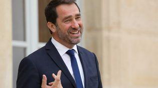 Le délégué général de La République en marche, Christophe Castaner. (LUDOVIC MARIN / AFP)