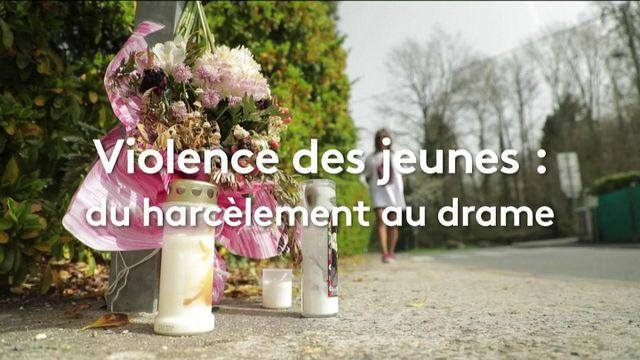VIDEO. Violence des jeunes : du harcèlement au drame
