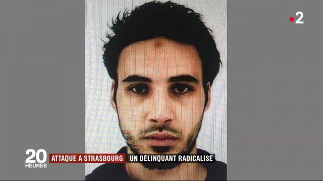 Chérif Chekatt, un délinquant radicalisé