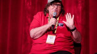 Michael Moore le 29 juillet 2016 au festival de Traverse dans le Michigan (SCOTT LEGATO / GETTY IMAGES NORTH AMERICA)