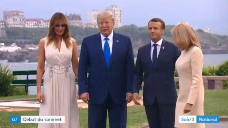 Sommet du 7 (France 3)