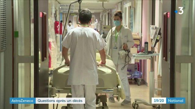 Vaccin AstraZeneca : le décès suspect d'un jeune interne au CHU de Nantes
