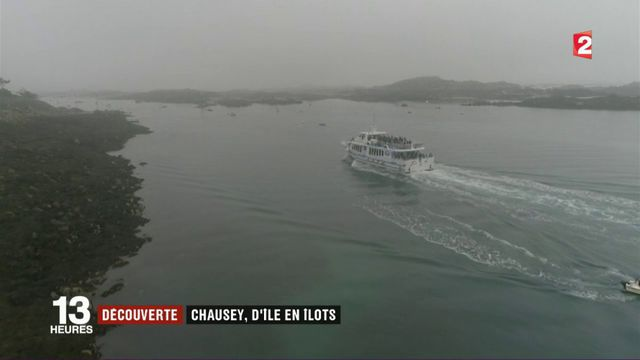 Feuilleton : Chausey, d'île en îlots (2/5)