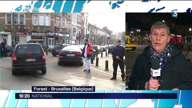 Fusillade à Bruxelles : le parquet fédéral belge confirme la mort d'un des suspects