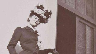Edouard Vuilliard - Misia Natanson sur le perron de la Croix-des-Gardes, Cannes, 1901 -  (RMN (musée d'Orsay) / Patrice Schmidt)