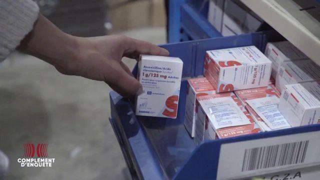 Pénuries de médicaments : à l'origine de plus d'un tiers d'entre elles, notre dépendance envers la production asiatique