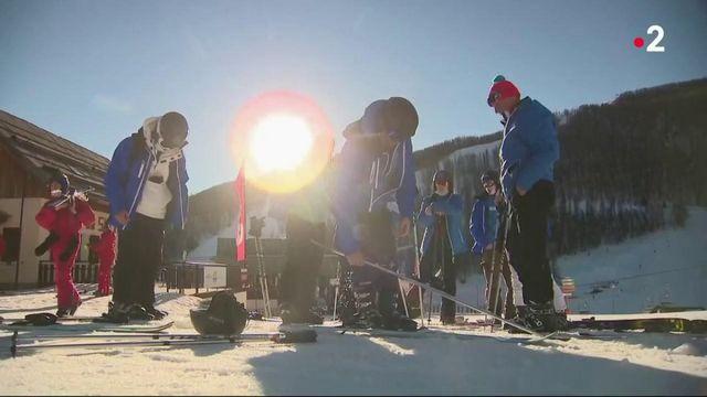 Tourisme : les stations de ski enregistrent une importante baisse des réservations