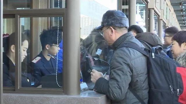 Fête du printemps : les Pékinois quittent en très grand nombre la capitale