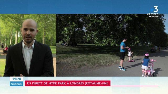 Coronavirus : le Royaume-Uni garde ses parcs ouverts