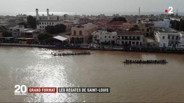 Sénégal : la régate de Saint-Louis, une tradition et une fierté