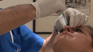 Chirurgie esthétique du nez (France 2)
