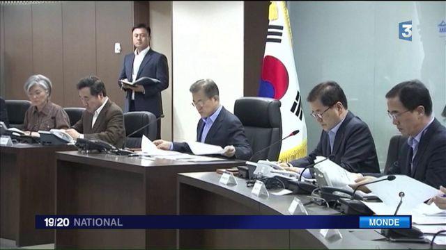 Corée du Nord : vives réactions après le test d'une bombe H