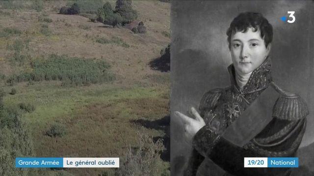 Le corps d'un général de Napoléon peut-être retrouvé en Russie