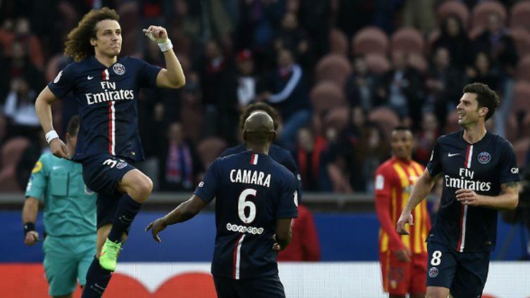 David Luiz décisif pour le PSG