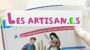 """Les académiciens ne veulent pas entendre parler de l'écriture inclusive, un """"péril mortel pour la langue française"""" selon eux. (France 2)"""