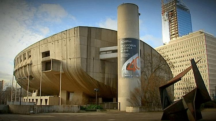 L'Auditorium de Lyon fête ses 40 ans  (France 3 / Culturebox)