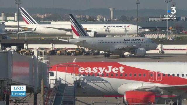 Coronavirus : l'aéroport de Paris-Orly va fermer mardi