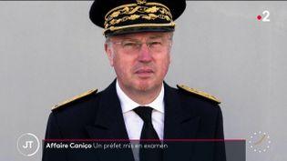 Claude d'Harcourt. (France 2)