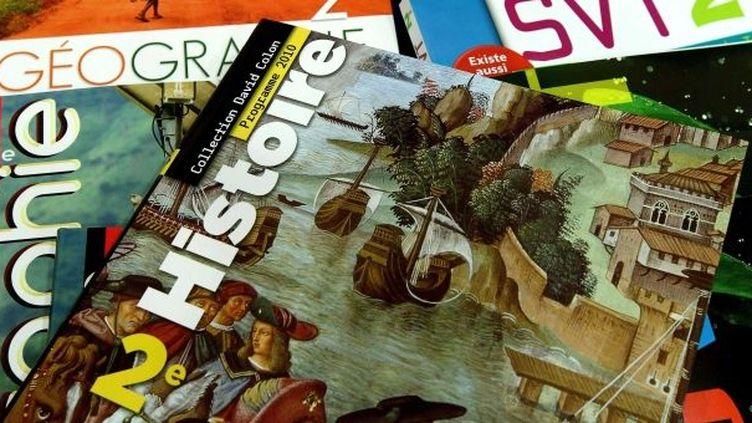 Un manuel d'Histoire  (MEIGNEUX/SIPA)
