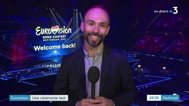 Eurovision : un cérémonie test à Rotterdam aux Pays-Bas