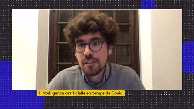 """Intelligence artificielle : """"pas de destruction d'emplois"""" en milieu hospitalier, selon Stéphane d'Ascoli"""