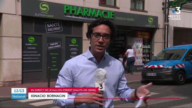 50% des pharmacies ont reçu des masques grand public