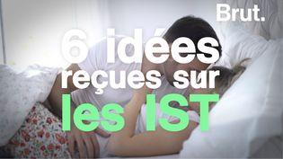 VIDEO. 6 idées reçues sur les infections sexuellement transmissibles (BRUT)