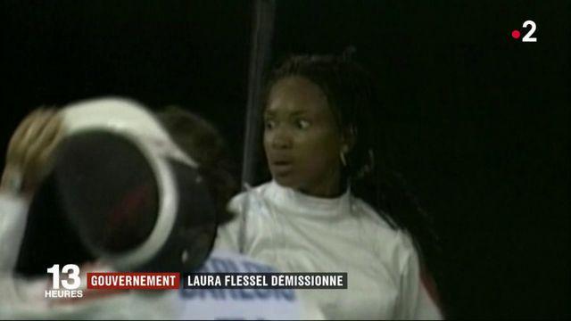 Gouvernement : Laura Flessel démissionne