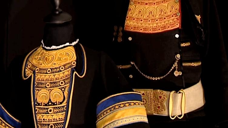 Costumes bretons  (France 3 / Culturebox)