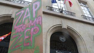 Paris, jeudi 17 novembre. (JACQUES DEMARTHON / AFP)