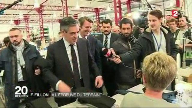 François Fillon : mission séduction à Troyes