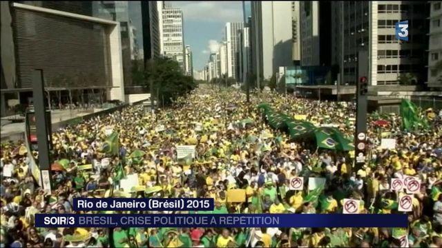 Brésil : nouvelle crise politique