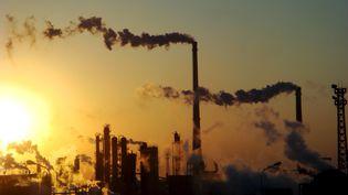 Des personnalités et des juristes d'une quarantaine de nationalités différentes s'apprêtent à signer un pacte pour l'environnement. (RYAN TONG / EPA)